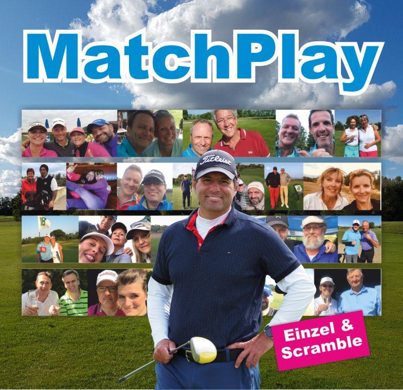 CaddyLog MatchPlay im Scramble und Einzel